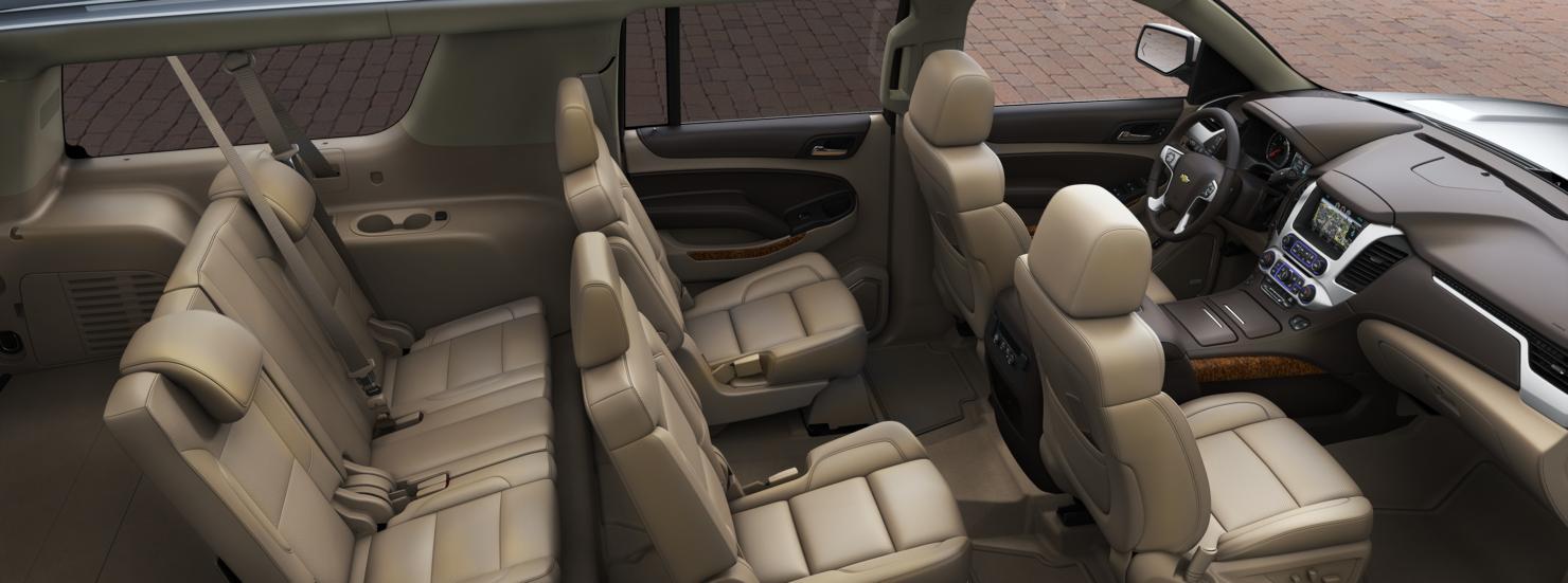 Chevy Suburban Seating >> Janda Limo